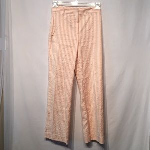 Antonio Melani Striped Summer Pants Size 4